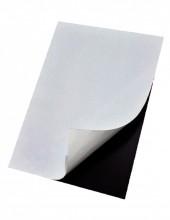 Manta magnética Adesivada A4